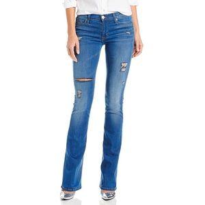 Hudson Jeans Love Bootcut Jean Foxey